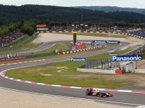 Nürburgring - Sebastian Vettel