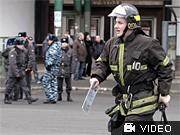 Anschläge Moskauer U-Bahn, Reuters