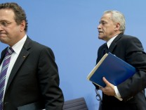 Vorstellung des Verfassungsschutzberichts 2011