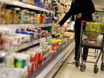 Kunden kaufen eher Produke, die in der Mitte eines Angebots präsentiert werden