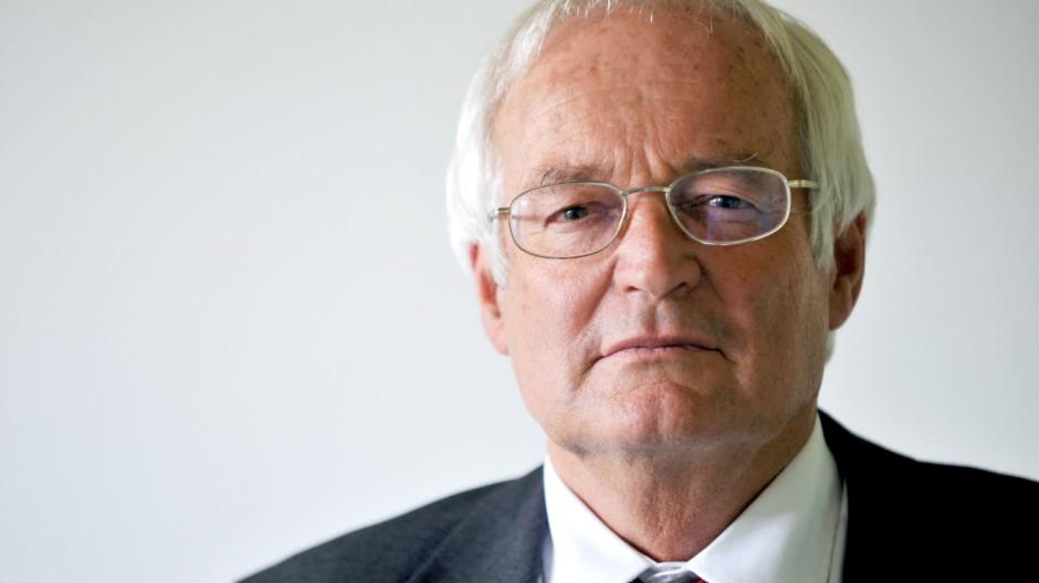 Münchner Strafrichter Joachim Eckert