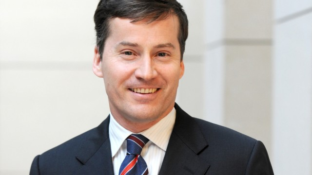 VDZ-Geschäftsführer Stephan Scherzer