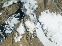 Eisbrocken in Grönland abgebrochen