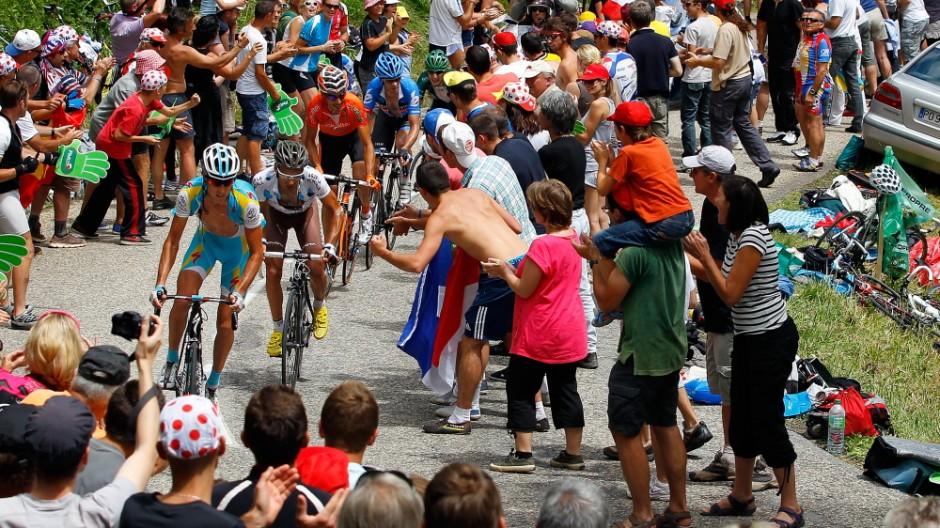 Le Tour de France 2012 - Stage Twelve