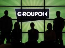 Groupon will sich vom Schnaeppchenjaeger zum Dienstleister wandeln
