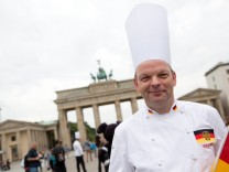 Ulrich Kerz: Der Koch der Kanzlerin