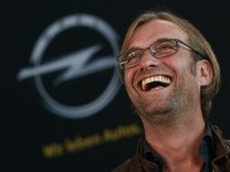 Pressekonferenz Opel zum Sponsoring von Borussia Dortmund