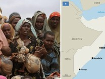 Interaktive Grafik - Somalia