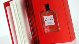 """Buchparfum für Buchliebhaber: """"Paper Passion Perfume. For Booklovers"""""""