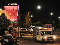Century 16 Theater Shooting Denver