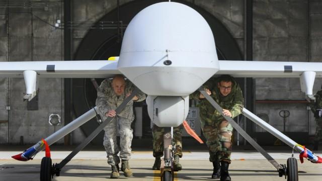 Training the drones