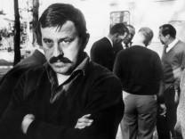 Günter Grass und Dieter Wellershoff bei Jahrestrefffen der Gruppe 47, 1964