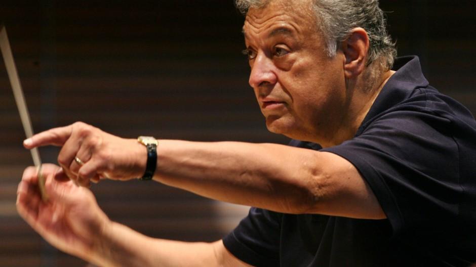 Dirigent Zubin Mehta