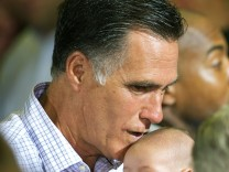 Mitt Romney, Wahlkampf in den USA