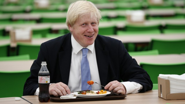 Boris Johnson, Bürgermeister von London