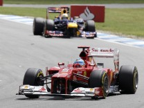 Fernando Alonso, Sebastian Vettel