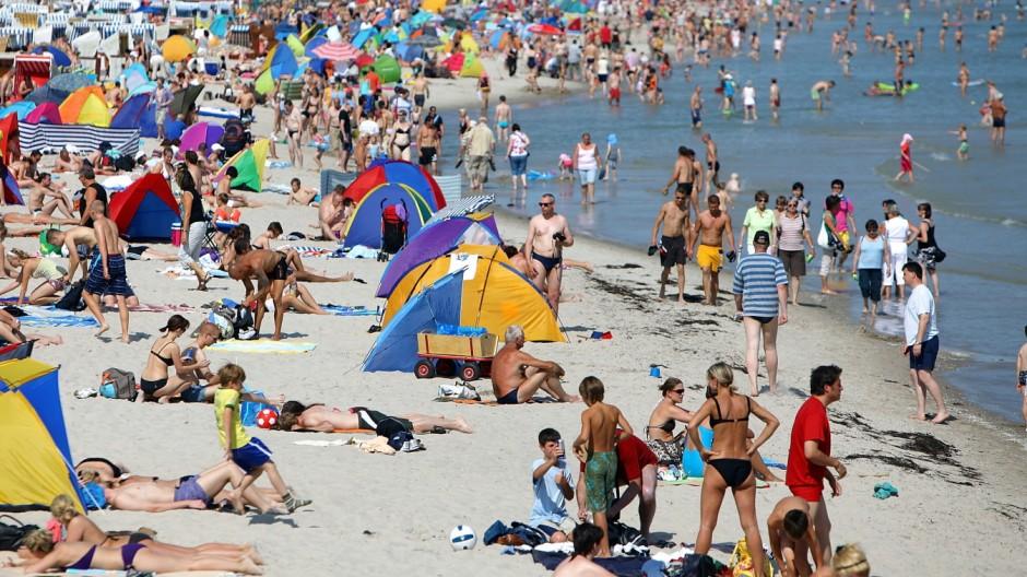 Gefährliche Keime breiten sich in der Ostsee aus