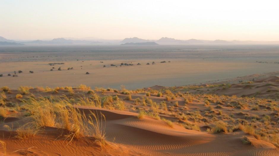 Wasser unter Namibias Wüste entdeckt