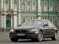 BMW, Siebener, 7er, Luxus, Oberklasse, Limousine