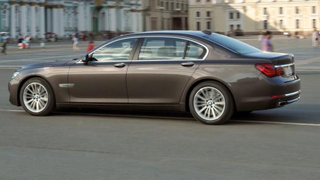 BMW, Siebener, Luxus, Limousine, Oberklasse