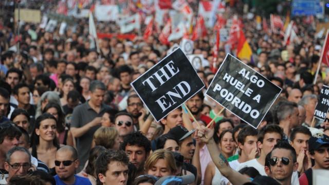 Schuldenkrise in Europa