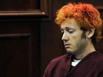 Batman shooting spree suspect appears in court