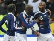 Gallas, Frankreich - Irland, WM-Qualifikation; AFP