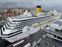 ADAC Kreuzfahrtschiffe Test Sicherheitsstandards