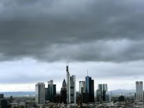 Moody's senkt Ausblick fuer Deutschland auf negativ