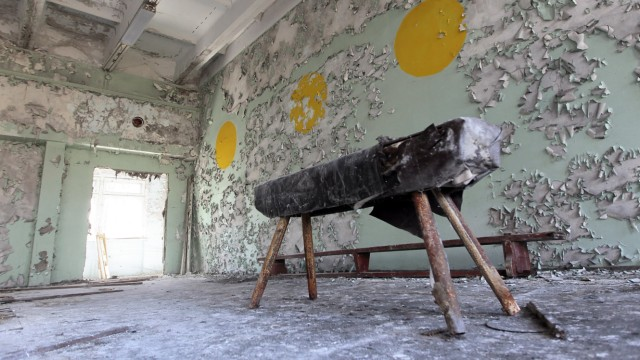 Chernobyl lead up to 25th anniversary