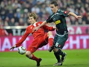 FC Bayern München Borussia Mönchengladbach Badstuber dpa