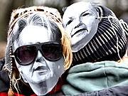 Annette Schavan Studentenproteste