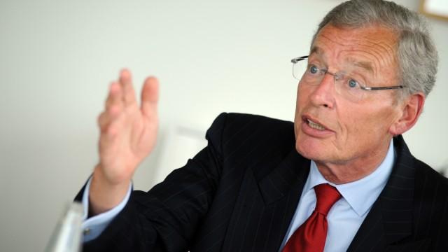 Siemens Aufsichtsratschef Gerhard Cromme