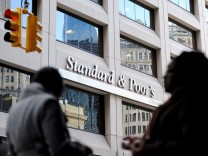 Standard and Poor's downgrades nine European countries