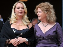 Katharina Wagner und Eva Wagner-Pasquier