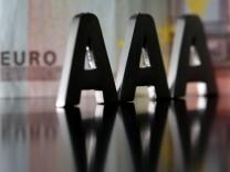 Moody's sägt an deutschem Spitzenrating