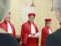 Bundesverfassungsgericht zu 'Negatives Stimmgewicht/Ueberhangmandate'