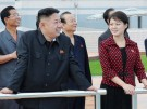 Kim Jong Uns Frau