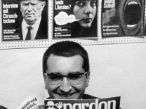 "Satire-Magazin ""Pardon"" in den 60er Jahren"