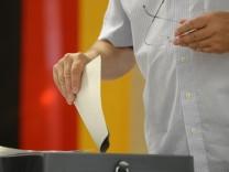 Neuregelung des Wahlrechts