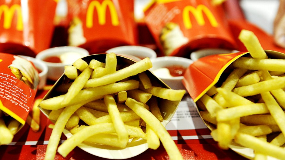 McDonald's steigert im ersten Quartal Umsatz und Ergebnis