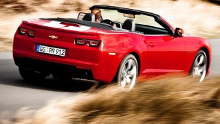 Chevrolet, Camaro, Cabriolet, V8