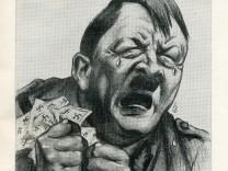 """""""Hitler-  In der Karrikatur der Welt(vom Führer genemigt)"""""""