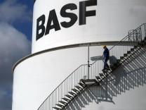 BASF leidet unter schwacher Konjunktur