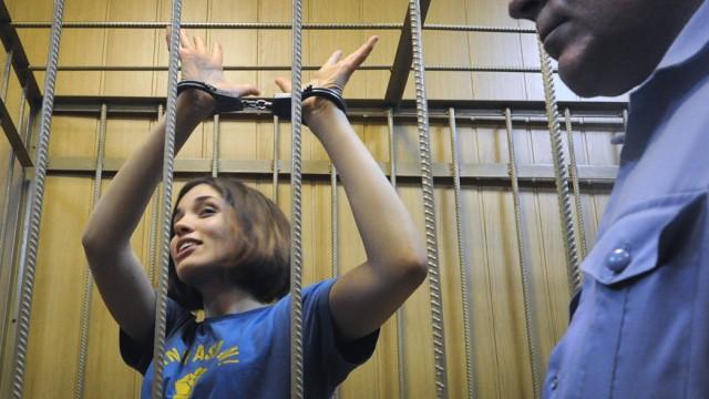 "Wladimir Putin ""Pussy Riot""-Anwalt Mark Fejgin"