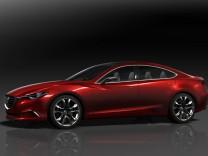 Mazda 6, Mazda Takeri, Mittelklasse, Limousine