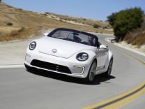 VW E-Bugster, Cabriolet, Roadster, VW Beetle