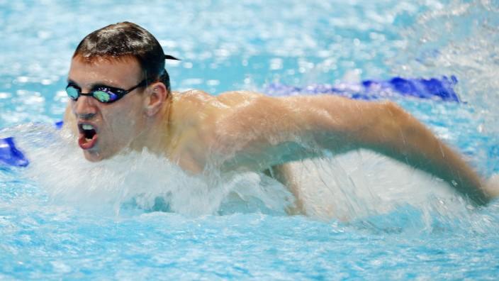 London 2012 - Schwimmen