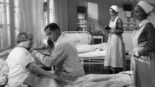 Untersuchung in einem Krankenhaus