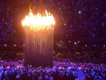 Olympia 2012: Eroeffnungsfeier